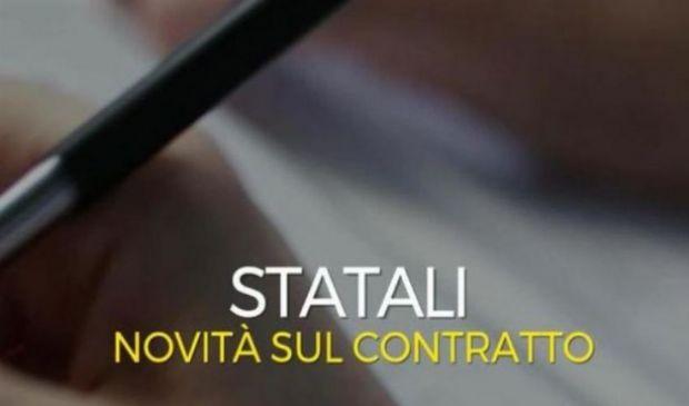 Rinnovo contratto statali 2020: aumento 100 euro in busta paga