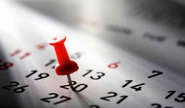 Scadenze fiscali agosto 2021, date calendario in rosso: 20, 25 e 31