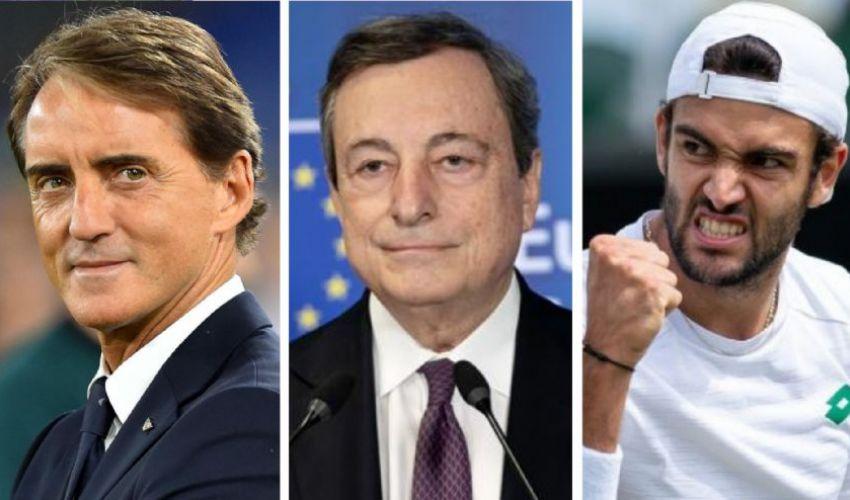 La Nazionale a Wembley e Berrettini a Wimbledon spingono l'Italia