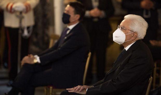 Mattarella, Conte, Zingaretti, la soluzione della crisi passa da loro