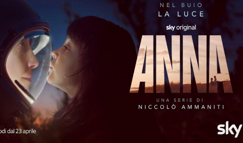 Anna serie tv Sky: cast, trama, quando esce, regista Ammaniti