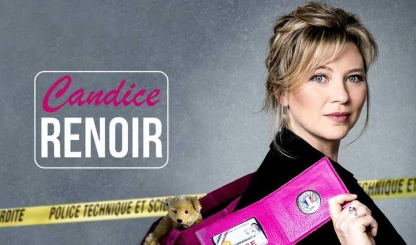 Un pò Colombo, un pò Bridget Jones torna la comandante Candice Renoir