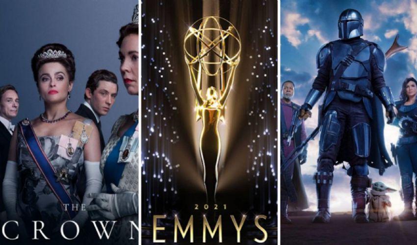 Emmy Awards 2021, The Crown e The Mandalorian in lizza per la vittoria