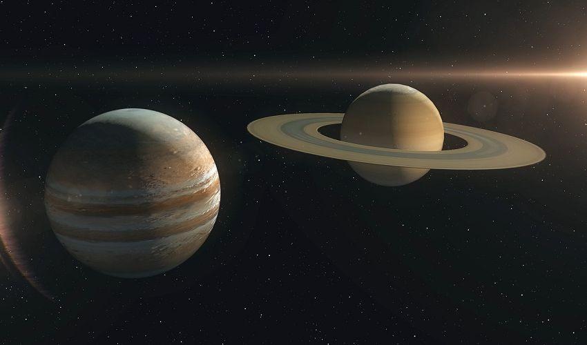 La congiunzione di Giove e Saturno, oggi 21 dicembre dopo 400 anni