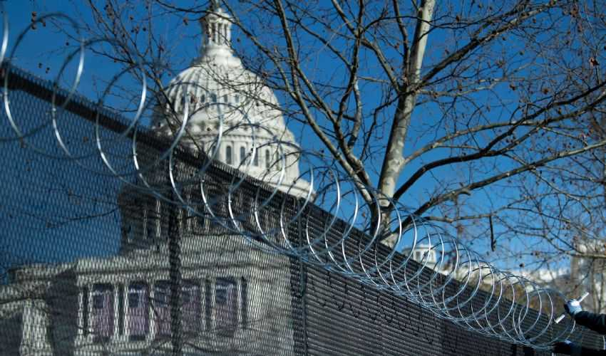 USA, prova per insediamento di Biden rinviata per motivi di sicurezza