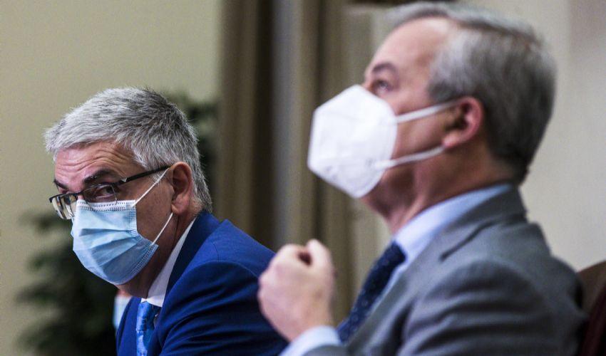 L'Iss lancia l'allarme: aumenta il rischio di epidemia non controllata