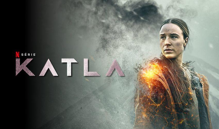 Katla, top 10 Netflix: è la prima serie tv di fantascienza islandese
