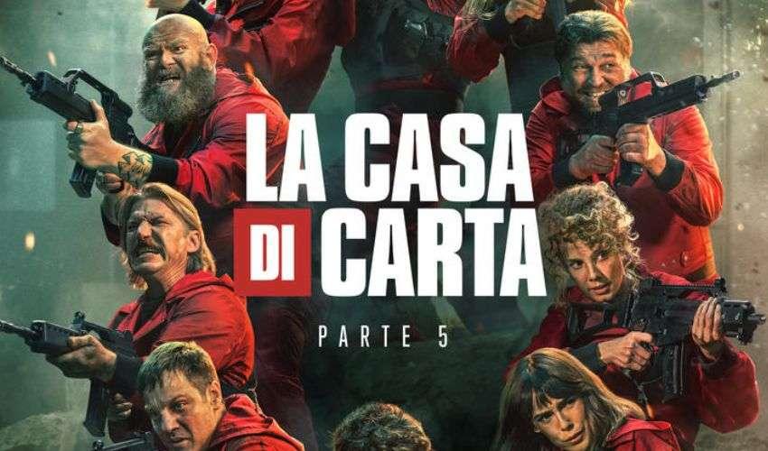 La casa di carta 5: cast e trama, trailer e uscita 3 settembre Netflix