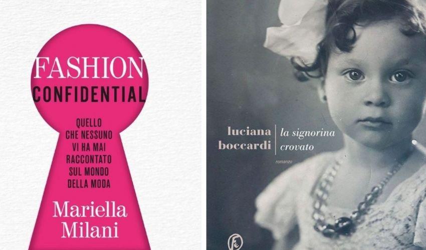 Luciana Boccardi, Mariella Milani: giornaliste toste, libri indovinati