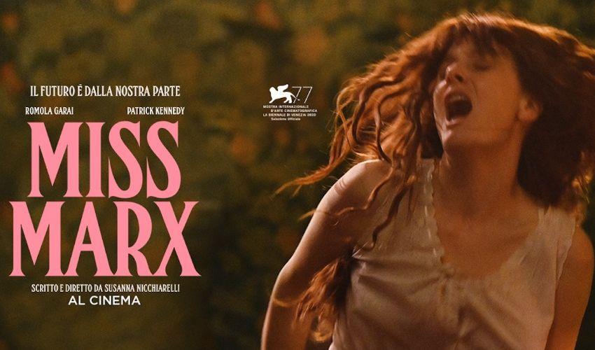 """Miss Marx"": recensione, trama, cast film Eleanor figlia di Karl Marx"