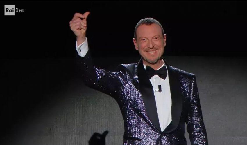 Sanremo 2021, Amadeus: «Stiamo lavorando per il 2 marzo.» Le novità