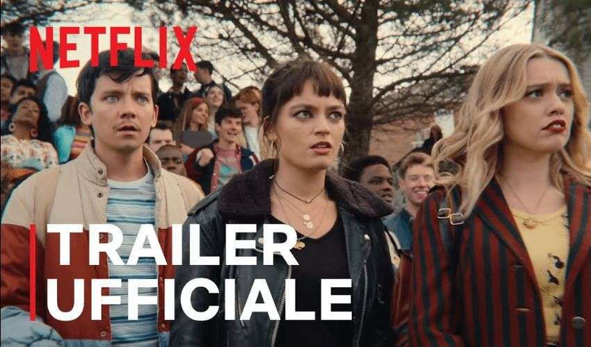 Sex Education 3: cast, trama, trailer. Netflix uscita il 17 settembre