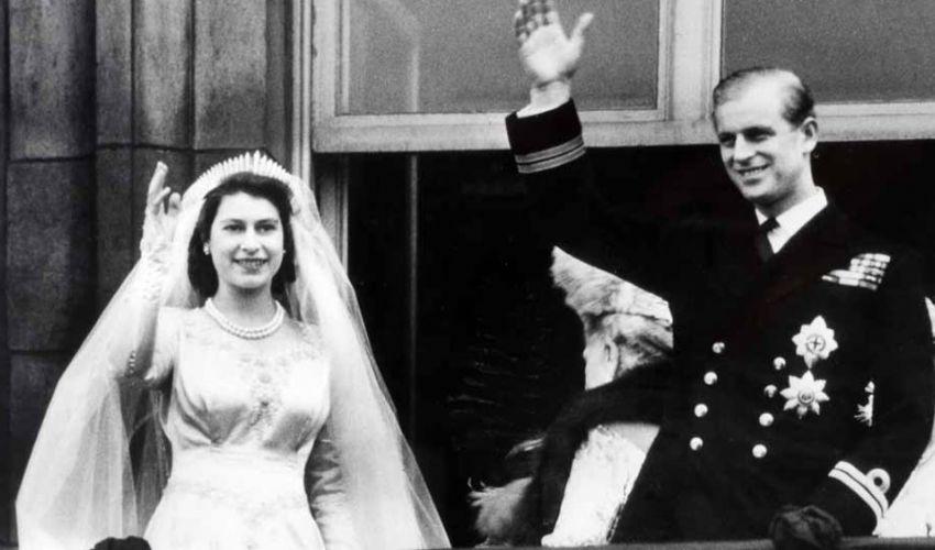 La storia d'amore di Elisabetta e Filippo, durata oltre 73 anni