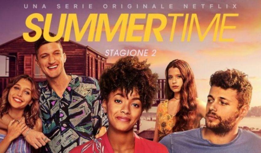 Summertime 2, con Ludovico Tersigni (X Factor) dal 3 giugno su Netflix