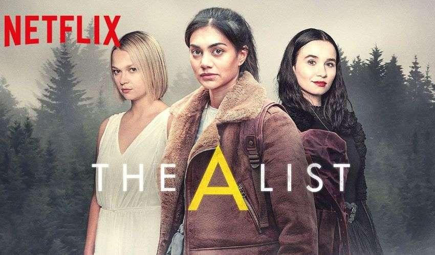 The A List 2a stagione: cast e trama. Ecco quando esce su Netflix