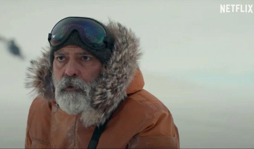 The Midnight Sky, il film di George Clooney su Netflix. Cast e trama