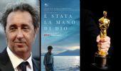 """""""È stata la mano di Dio"""", il film di Sorrentino candidato agli Oscar"""