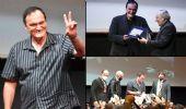 Festa del Cinema di Roma, Quentin Tarantino premiato da Dario Argento
