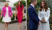 Tutte pazze per Kate e per i suoi outfit: l'abito fucsia già esaurito