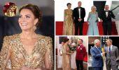 """Kate in oro alla prima di 007 in perfetto stile """"Missione Goldfinger"""""""