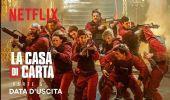 La casa di carta 5, Netflix rilascia il teaser del gran finale
