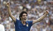 Morto Paolo Rossi all'età di 64 anni: addio al mito del Mundial 1982