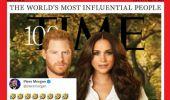 Piers Morgan, deride Harry e Meghan per la copertina del Time