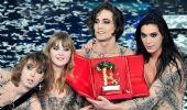 Sanremo 2021, trionfa il rock dei Maneskin che vincono a sorpresa