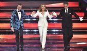 Sanremo 2021 quarta serata: lo show, monologo Palombelli per le donne