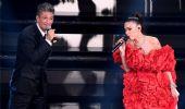 Sanremo 2021, Elodie e Laura Pausini regine della seconda serata