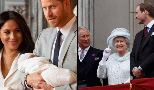 Battesimo Lilibet, strappo definitivo di Harry e Meghan con la Corona