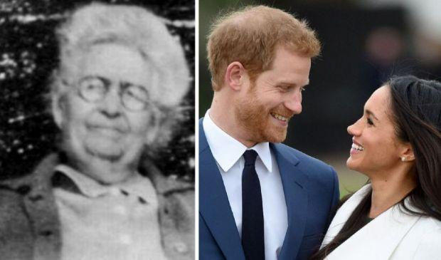 La bis-bis-bisnonna di Meghan Markle lavorava al Castello di Windsor
