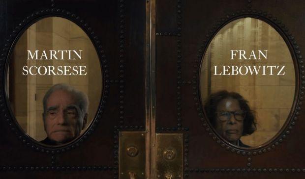 Fran Lebowitz: una vita a New York, Scorsese sbarca su Netflix