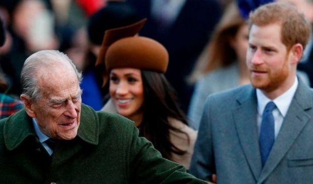 Funerali Principe Filippo: Harry torna a Londra senza Meghan