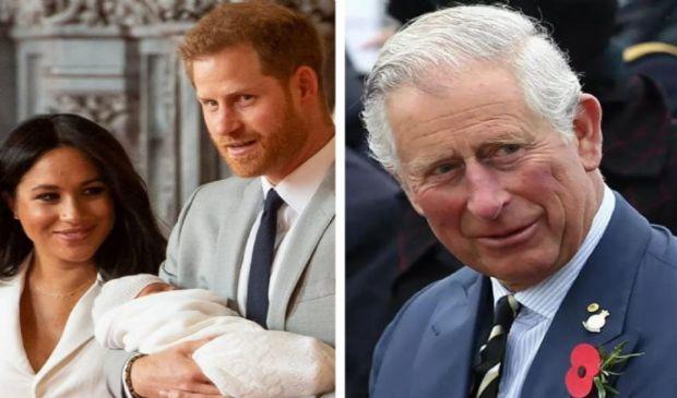 Il principe Carlo vuole vedere Lilibet e perdonare i 'duchi ribelli'