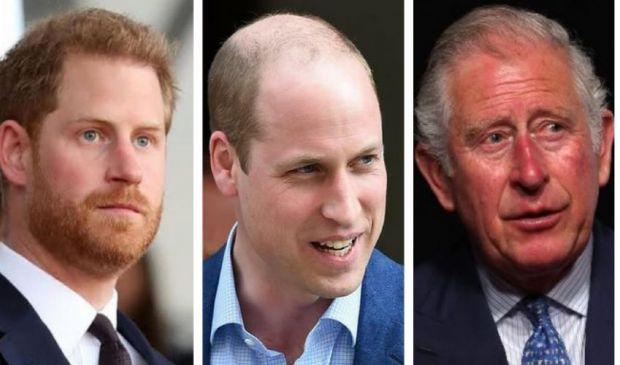 Harry-William insieme per Diana e Carlo da Re punirà il figlio ribelle
