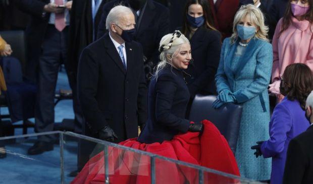 Tutti i look dell'Inauguration Day: da Jill Biden a Lady Gaga