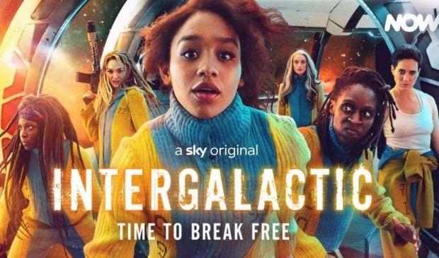 Intergalactic, nuova serie tv Sky: cast, trama e uscita 31 maggio