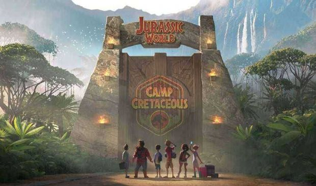 Jurassic World, da film a cartoon: l'attesa serie è ora su Netflix