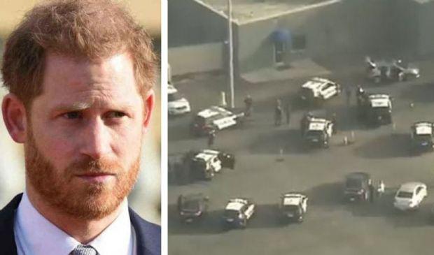 """Lax, Harry coinvolto in un inseguimento """"da film"""" dalla polizia"""