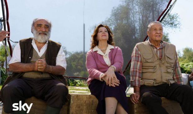 """Lei mi parla ancora"", film Pupi Avati SkyCinema: cast, trama e uscita"