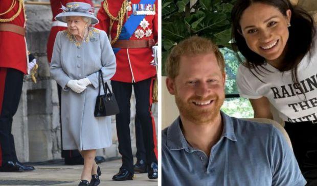 """Lilibet, """"La Regina non starà in silenzio"""": guerra con Harry e Meghan"""