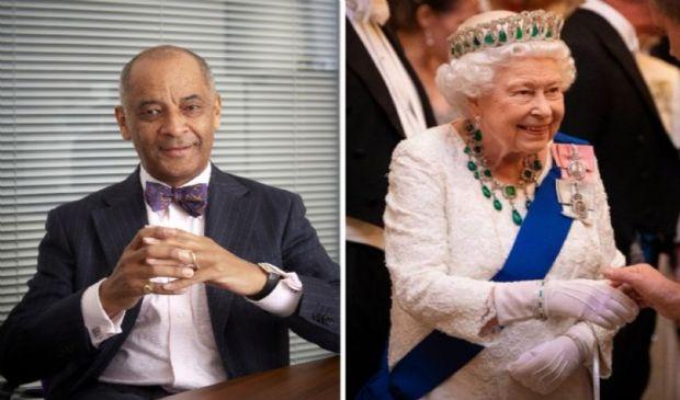 "Lord Olisa ""La Regina sostiene il movimento Black Lives Metter"""