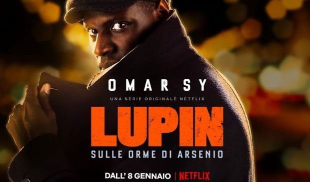 Lupin è 1° in classifica nelle top 10 Netflix e batte pure Bridgerton