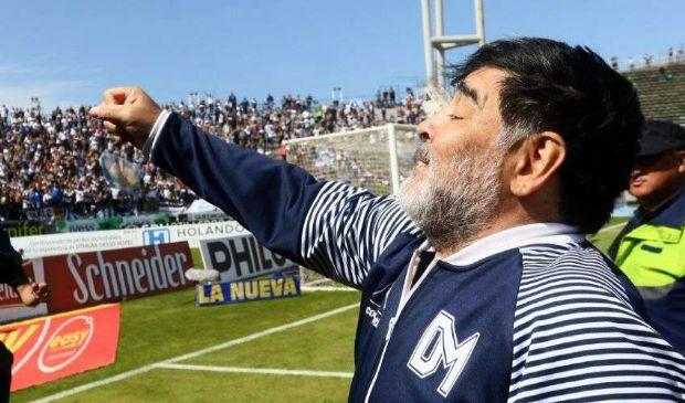 """Maradona, l'ultima intervista: """"Sono stato e sono molto felice"""""""
