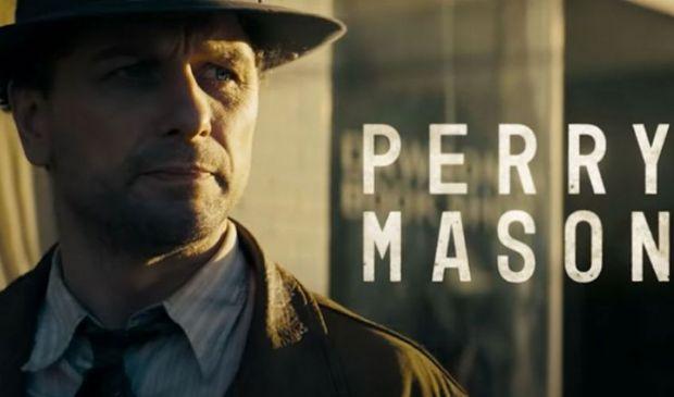 Torna Perry Mason versione 4.0 dark e alcolista, Sky Atlantic e Now Tv