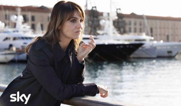 Petra, la nuova serie TV ambientata a Genova da stasera su Sky Cinema