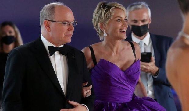 Planetary Health, Sharon Stone premiata a Montecarlo per l'ambiente