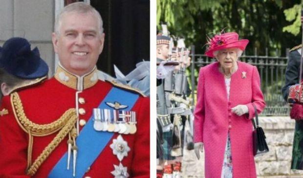 Principe Andrea, in pieno scandalo, si rifugia a Balmoral dalla regina