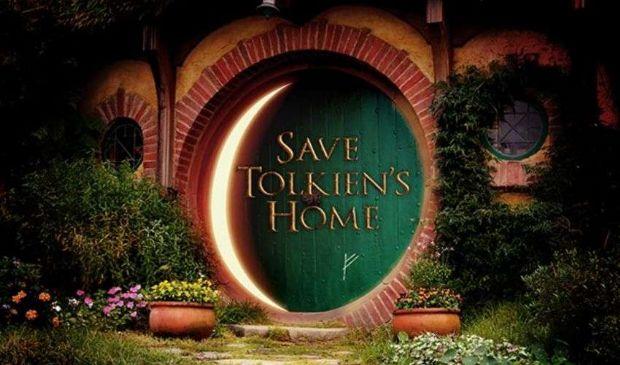 Save Tolkien's Home, appello per la casa del Signore degli Anelli
